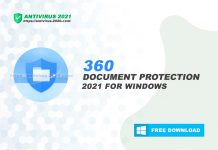 360 Document Protector 2021