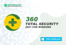 Download 360 Total Security 2021