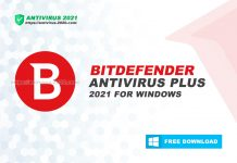 Download BitDefender Antivirus Plus 2021 For Windows 10, 8, 7
