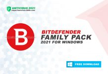 Download Bitdefender Family Pack 2021 for Windows 10, 8, 7