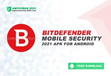 Bitdefender Mobile Security 2021 APK
