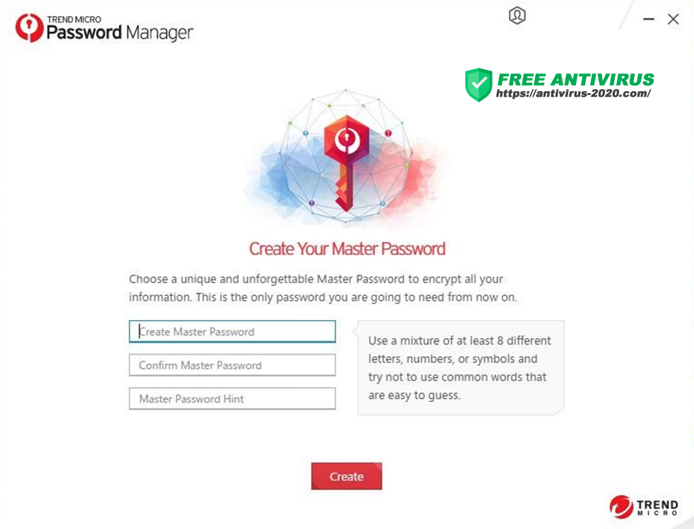 Trend Micro Password Manager 2021