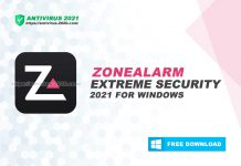 ZoneAlarm Extreme Security 2021