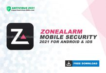 ZoneAlarm Mobile Security 2021
