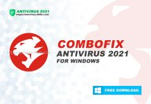 Download Combofix AntiVirus 2021 for Windows
