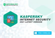 Download Kaspersky Internet Security 2021
